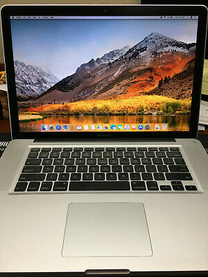 $329.99 • Buy 15  MACBOOK PRO; 2011; 2.2 GHz; Quad-Core I7; SSD; 4 GB RAM  FULLY FUNCTIONAL