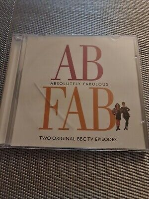 £3.99 • Buy AB FAB Absolutely Fabulous - Two Original BBC TV Episodes - CD Audio Book Comedy