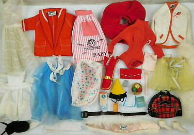 $ CDN12.47 • Buy LOT OF VINTAGE 1960's MATTEL BARBIE CLOTHES AND ACCESSORIES