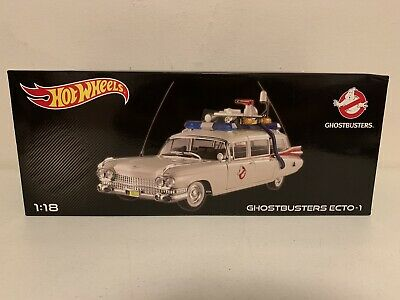£179.87 • Buy Hot Wheels 1:18 1959 Cadillac Ghostbusters Ecto-1 Diecast Model Car Collection