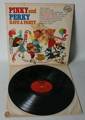 £5.99 • Buy Pinky And Perky's Party - 1972 Vinyl LP - MFP 50031
