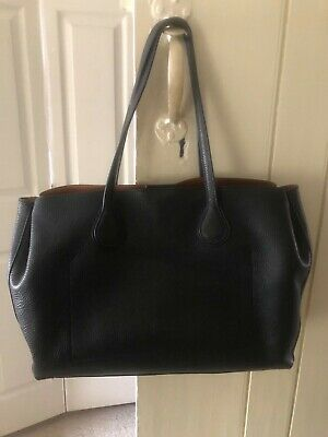 £50 • Buy Coccinelle Tote Bag In Nearly New Condition 36cm Wide 25cm Deep & Tan Interior