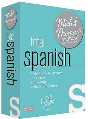 £4 • Buy Total Spanish (Learn Spanish With The Michel Thomas Method) By Michel Thomas...