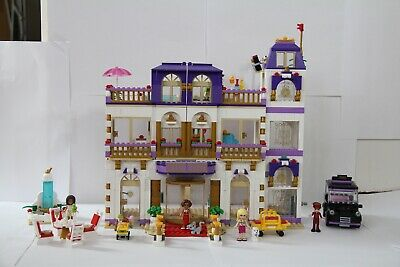 £45 • Buy Lego Friends 41101 Heart Lake Grand Hotel *MISSING 1 PERSON*
