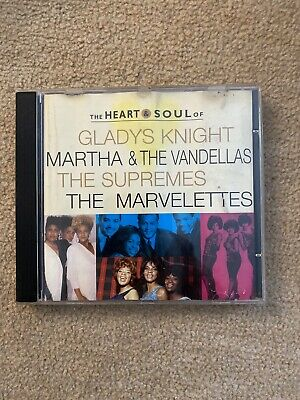 £0.99 • Buy Marvelettes : Heart And Soul: Gladys Night, Supremes, CD