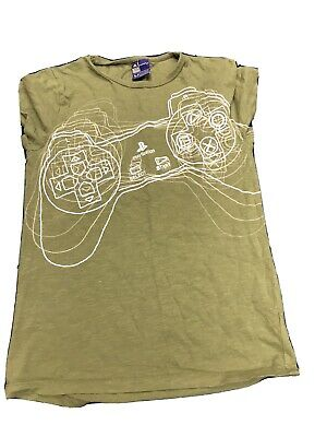 £1.50 • Buy Next Aged 12 Playstation T-shirt Cotton
