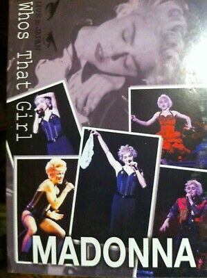 £7.69 • Buy MADONNA DVD Japon Who S That Girl 87