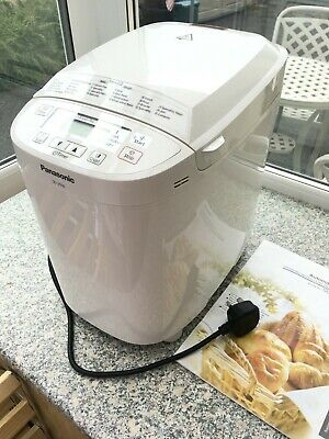 View Details Panasonic Sd-2500 Automatic, Bread Maker, Machine, With Manual, Good Condition • 40.00£