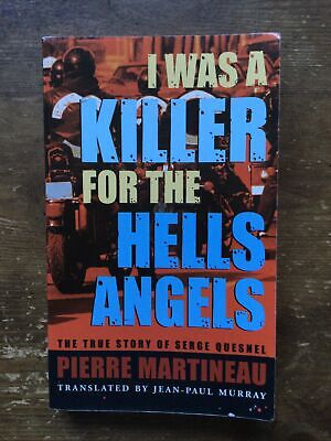 £5.95 • Buy I Was A Killer For The Hells Angels Canadian Import Book Outlaw Bikers 1%er
