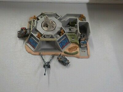 $2.99 • Buy Micro Machines Military  Base Playset ( Incomplete)