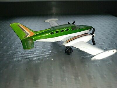 £3.99 • Buy Vintage Diecast Dinky Cessna 402 By Lesney Executive Aircraft