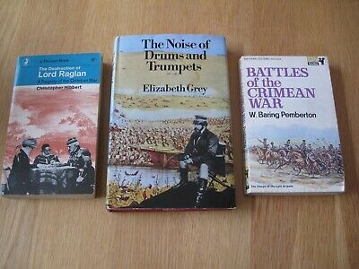 £1.50 • Buy Job Lot Of 3 X Vintage Books About The Crimean War