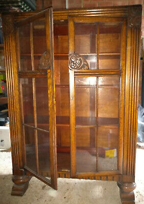 £10 • Buy Glass Fronted Bookcase