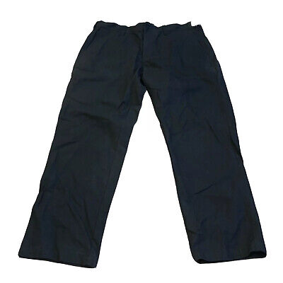 """£20.23 • Buy Obey Clothing Mens Black Flooded Straggler Carpenter Pant Trousers W32"""" L27"""""""