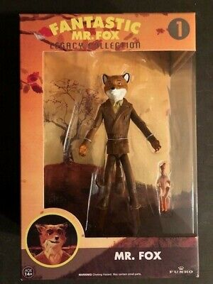 $99.95 • Buy FANTASTIC MR. FOX #1 Funko Legacy Collection 7.5  Action Figure 2014 RARE OOP