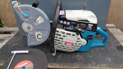£430 • Buy MAKITA - PETROL FLOOR SAW - DPC 6410 - 64cc - VERY LITTLE USE FROM NEW