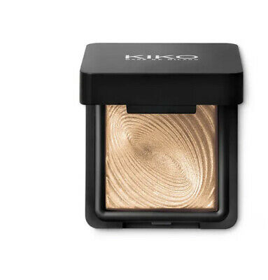 £8.25 • Buy Kiko Water Eyeshadow Instant Colour Dual Wet & Dry Use - Light Gold