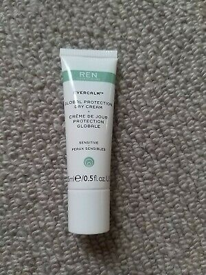 £6.95 • Buy REN Evercalm Global Protection Day Cream 15ml. Brand New Sealed Without Box