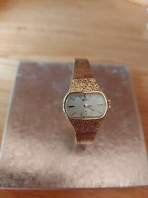 £50 • Buy Seiko Ladies Watch- Gold Plated, Mother Of Pearl Face