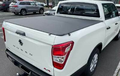 AU490 • Buy Genuine Ssangyong Musso 18-21 SWB Tonneau W/out Sports Bars **Free Shipping**