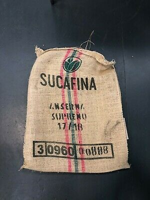 £20 • Buy Hessian Coffee Sacks - 10 For £20 (all Colombia Design)