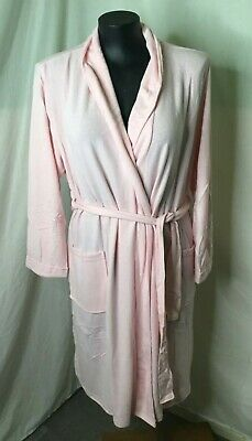 AU44.99 • Buy Autograph Soft Pink  Warm & Cosy  Robe/dressing Gown Size 20 New Just In!!