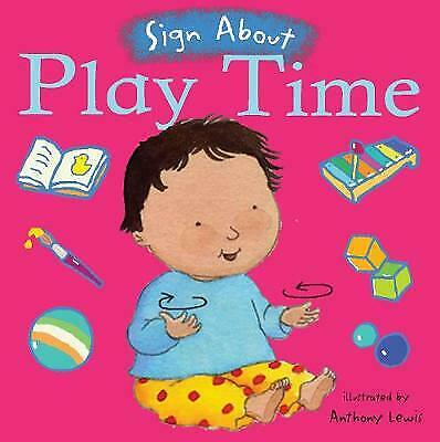 £4.70 • Buy Play Time: BSL (British Sign Language) (Board Book, 2005)