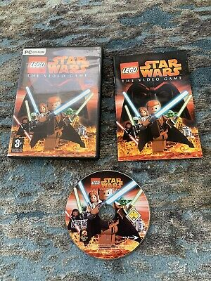 £5 • Buy Lego Star Wars The Video Game Pc