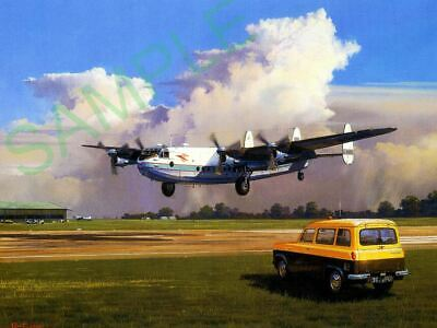 £8 • Buy Avro York With Ford Escort At Stansted Airport