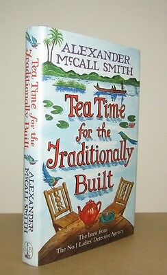 £9.95 • Buy Alexander McCall Smith - Tea Time For The Traditionally Built - 1st/1st (2009)