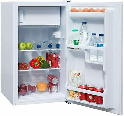 £198.99 • Buy 48cm, White, Free Standing Under Counter Fridge With 3* Ice Box