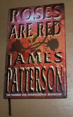 £2.99 • Buy Roses Are Red By James Patterson - Hardback Copy