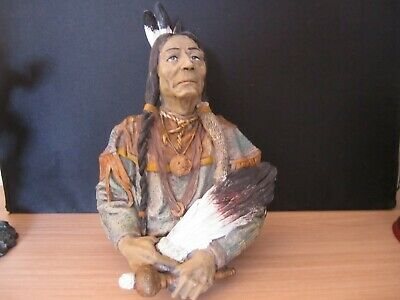 £10 • Buy Bust Native American Indian