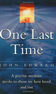 £2.65 • Buy One Last Time: A Psychic Medium Speaks To Those We Ha...   Book   Condition Good