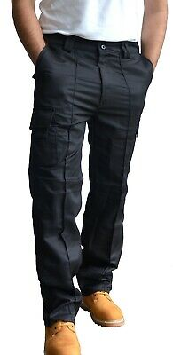 £12.99 • Buy  Mens Toughened Combat Cargo Utility Work Trousers Pants 6 Pocket Sizes 32 To 42