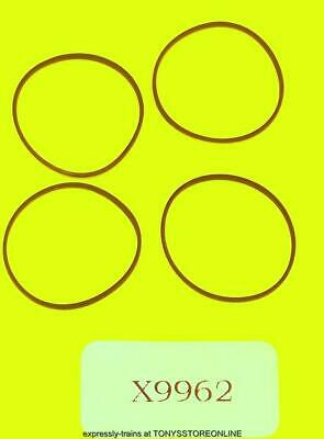 £4.25 • Buy Hornby Oo Spares X9962 1x Pack Of 4 Loco Traction Tyres (21mm)