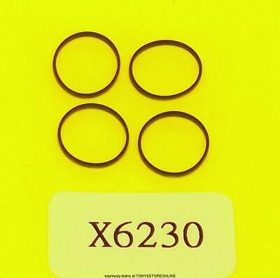 £4.25 • Buy Hornby Oo Spares X6230 1x Pack Of 4 Loco Traction Tyres (11.5mm)
