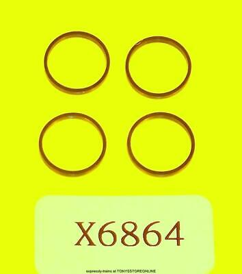 £4.25 • Buy Hornby Oo Spares X6864 1x Pack Of 4 Loco Traction Tyres (11mm) Railroad Class 31