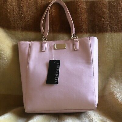 AU35 • Buy NEW Forever New Eleanor Mini Tote Bag With Detachable Cross Body Strap Lilac