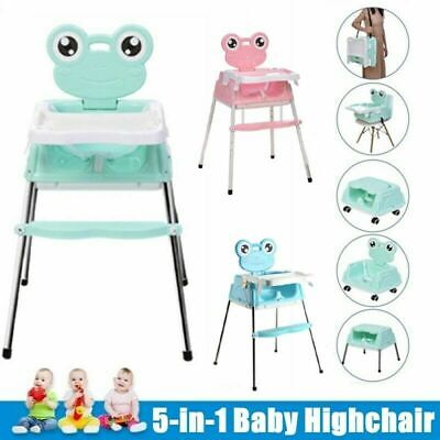 £22.99 • Buy Baby High Chair Kids Toddler Infant High Chair Feeding Recliner Table Seat Chair