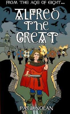 £5.66 • Buy From The Age Of Eight... Alfred The Great (Royal Misadven, Very Good, Paperback