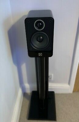 £175 • Buy Q Acoustics 2 X 2010i's With Stands For Rear Surrounds1 X 2000Ci Centre Speaker