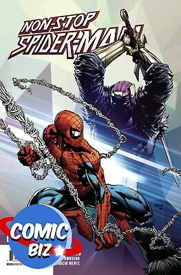 £3.65 • Buy Non-stop Spider-man #4 (2021) 1st Printing Finch Main Cover Marvel Comics