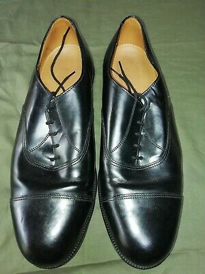 £9.99 • Buy Royal Air Force & British Army Male Parade Shoes Grade 2 Used Size 12m