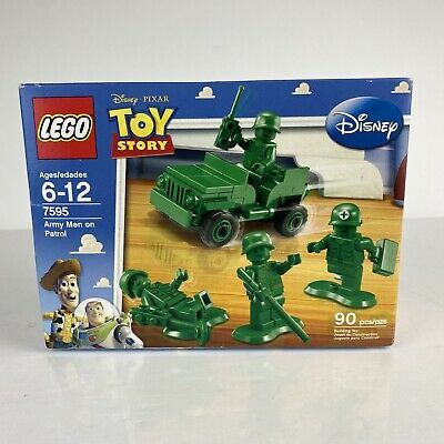£34.91 • Buy Lego Toy Story 7595 Army Men On Patrol Factory Sealed - Never Opened