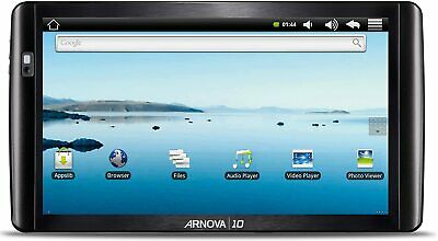£99.99 • Buy Archos Arnova 10 10.1 Inch 4gb An-droid Internet Tablet. Brand New. With Webcam