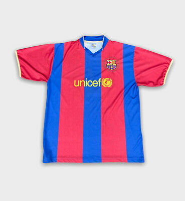 £15 • Buy FC Barcelona UNICEF Shirt Thierry Henry 14 Large