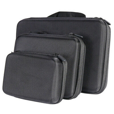 AU23.74 • Buy S/M/L Travel Storage Carry Protective Case For Gopro Hero 9 8 7 6 5 &Accessories