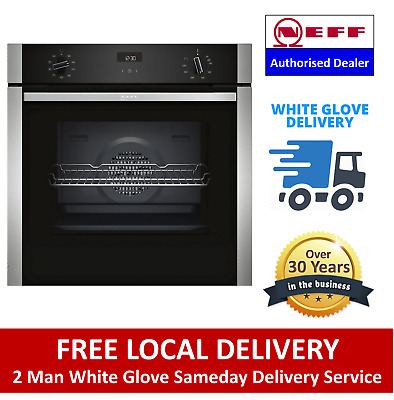 £499 • Buy NEFF B1ACE4HN0B Built In Electric Single Oven Stainless Steel - Free Delivery