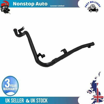 £18.99 • Buy Thermostat Water Hose Pipe For Vauxhall Corsa C Combo 1.3 CDTi 93187897
